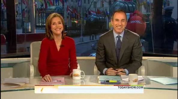 The today show meredith vieira in color image - Matt today show ...