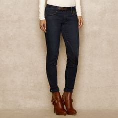 Ralph Lauren jodhpur jeans