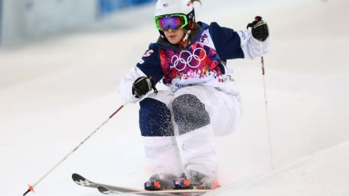 Hannah Kearney, Olympic Freestyle Skier