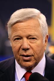 Bob Kraft - New England Patriots Chairman and CEO